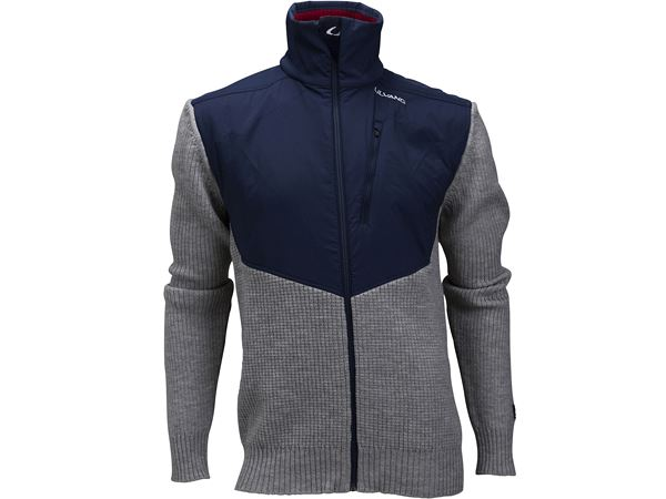Østersund Hybrid Jacket Ms Grey Melange/NOR