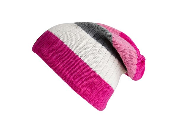 Topp hat Jr Beetroot Stripe