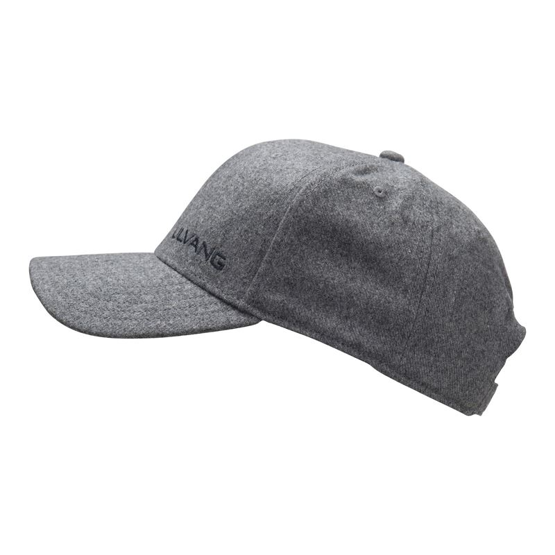 Ulvang Logo Caps Dark Grey Melange/Granite