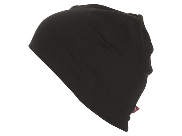 Rim light hat Black