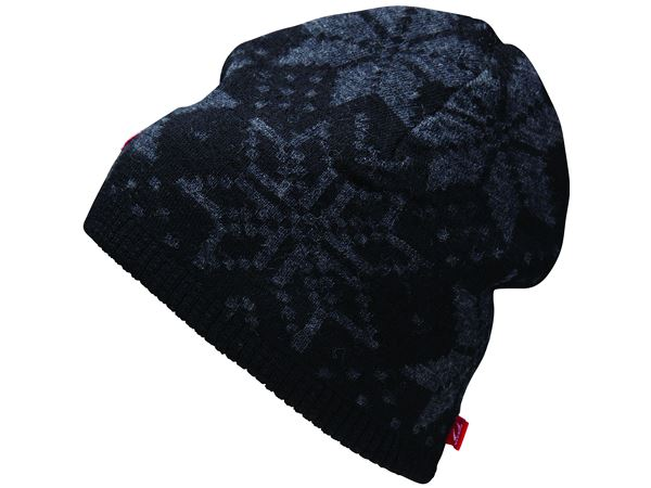 Rav Kiby hat Black/Charcoal Melange