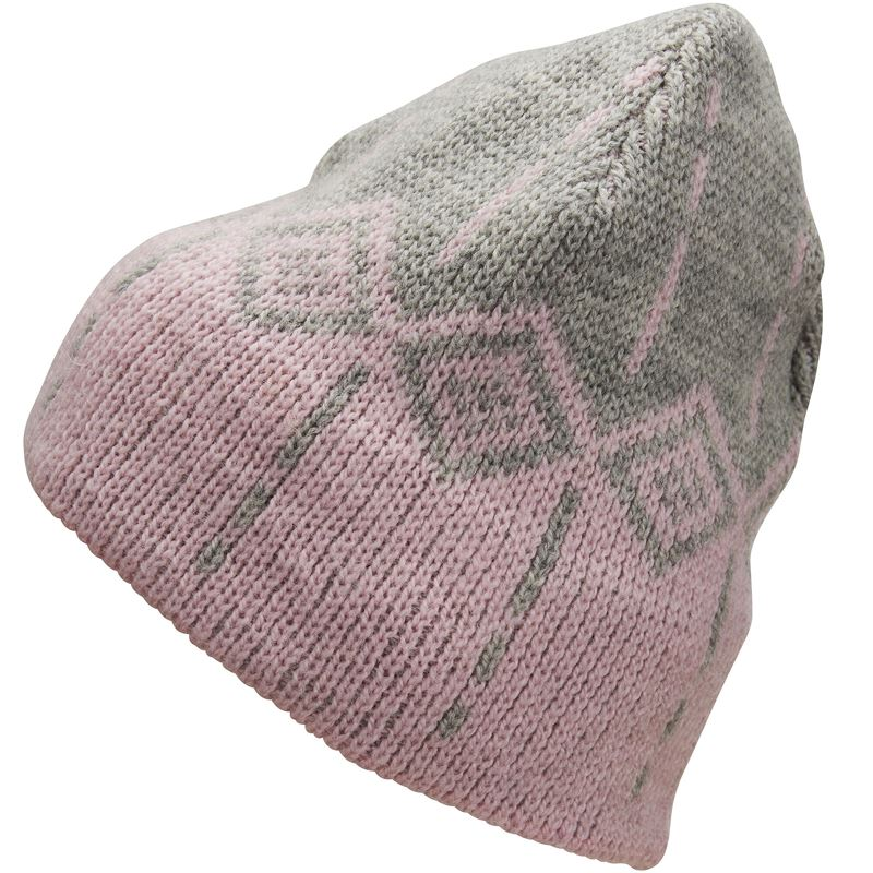 Moa hat Nature Melange/Sweet Pink