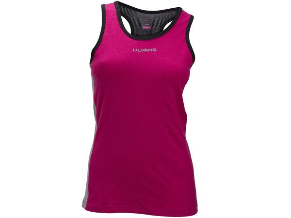 Training Racerback Ws Heady Magenta/Grey Melange