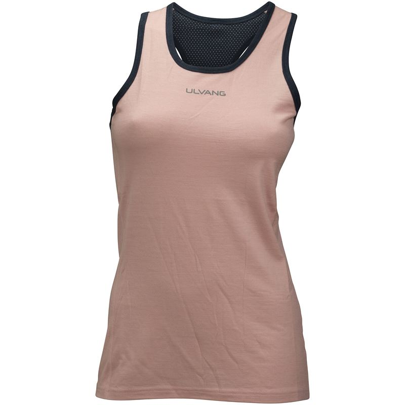 Training Racerback Ws Sweet Pink/Granite