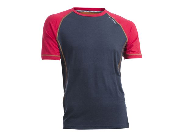 Training short sleeve Ms Granite/Ski Patrol