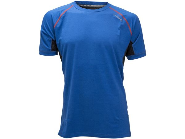 Training short sleeve Ms Pricess Blue/Black