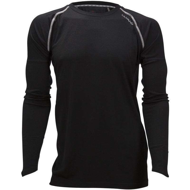 Training round neck Ms Black