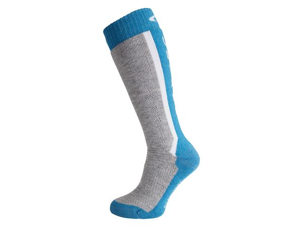 Aktiv knee Jr Mosaic Blue/Grey Melange