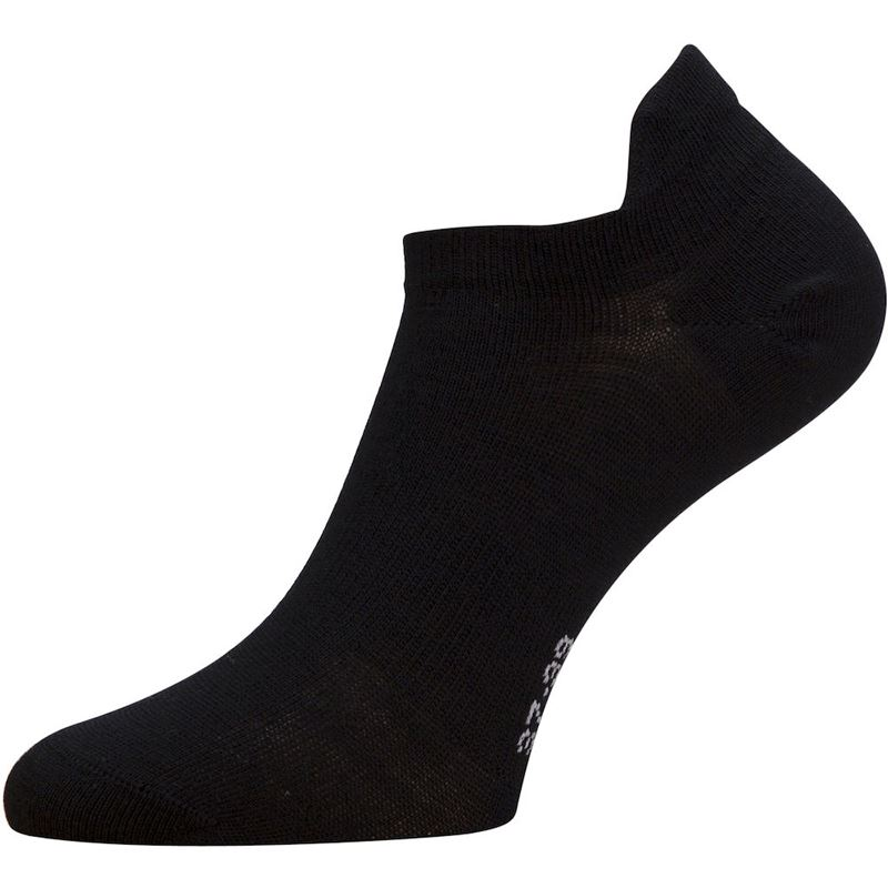 Everyday no show sock 2pk Black