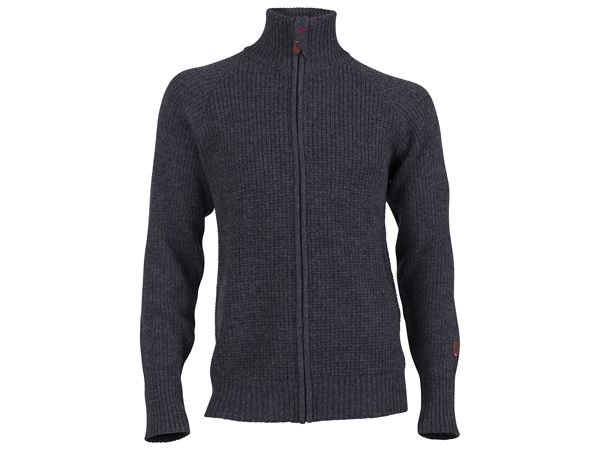 Rav Jacket Charcoal Melange