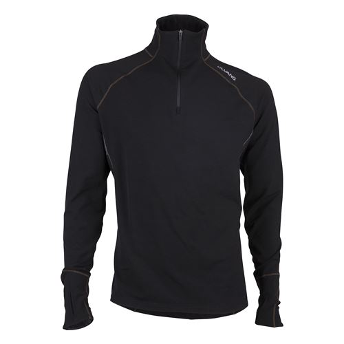 Training turtle midlayer Ms Black/Coral Rose