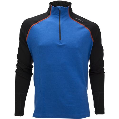 Training turtle neck Ms Pricess Blue/Black