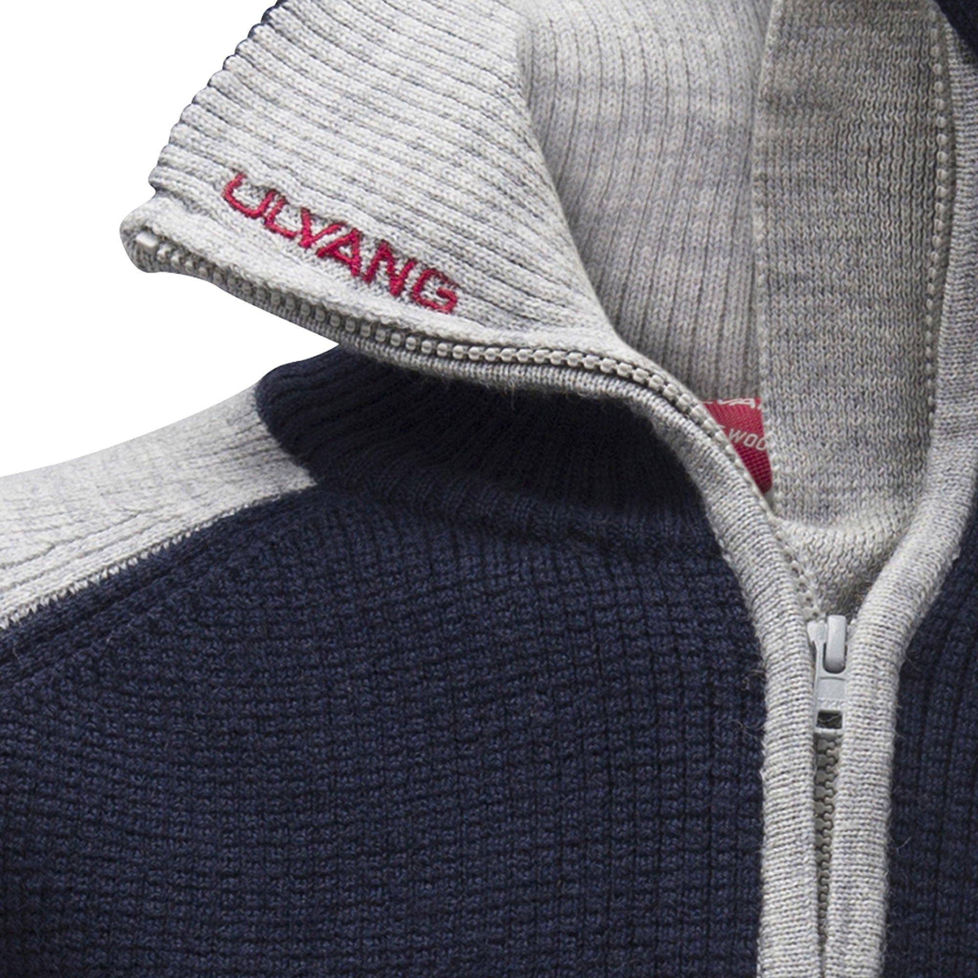 ULVANG Rav Limited Sweater wZip Men Zip Pullover