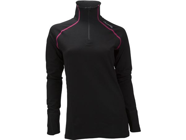 Training turtle neck Ws Black
