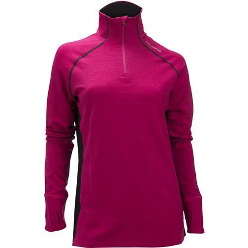 Training turtle neck Ws Heady Magenta/Black
