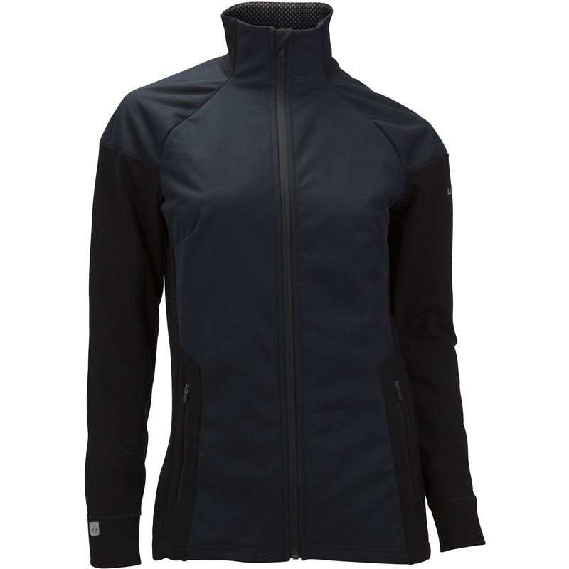 Training windblock jacket Ws Black