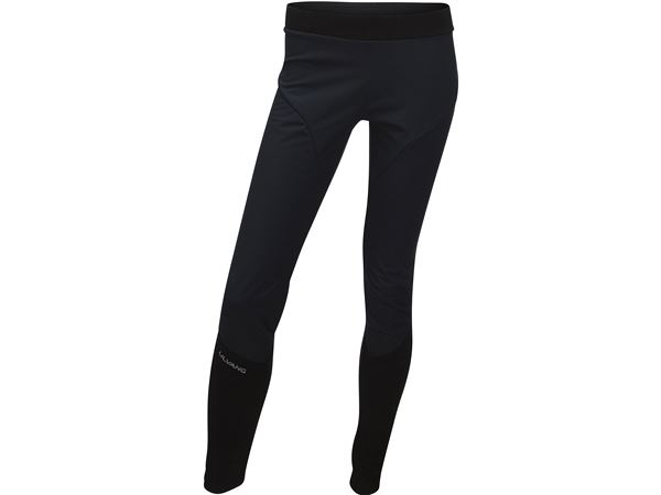 Training Windblock tights Ws Black