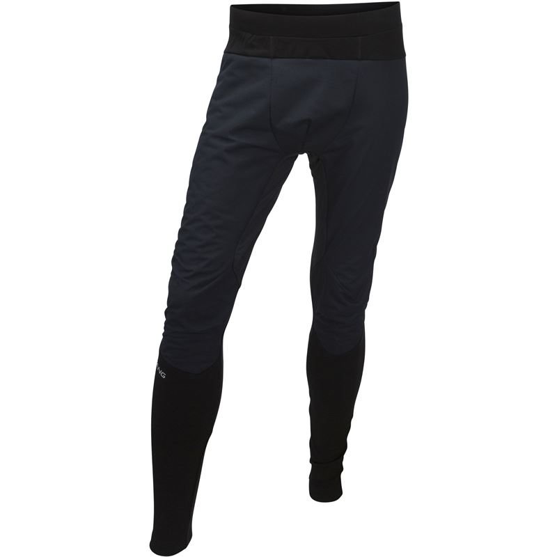 Training Windblock tights Ms Black
